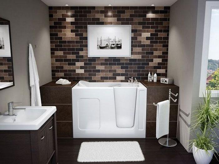 huit bonnes ides pour une petite salle de bain