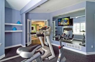 sous-sol-rénovation-gym-go renovaction