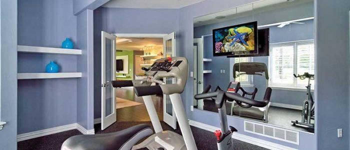 go renovaction r novation du sous sol id e d un bureau ou d un gym. Black Bedroom Furniture Sets. Home Design Ideas