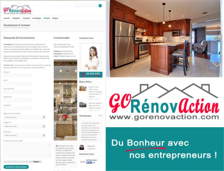 Go renovaction soumissions de r novation ou construction for Planificateur de construction en ligne