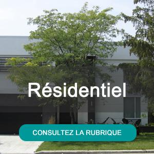 Nos réalisations - Résidentiel -